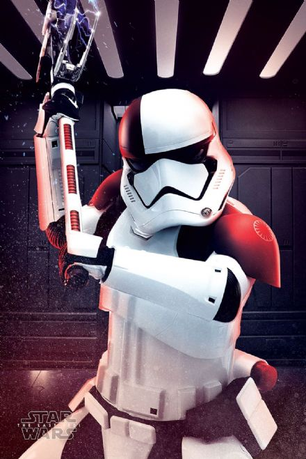 Star Wars The Last Jedi Executioner Trooper 61x91,5cm Movie Posters